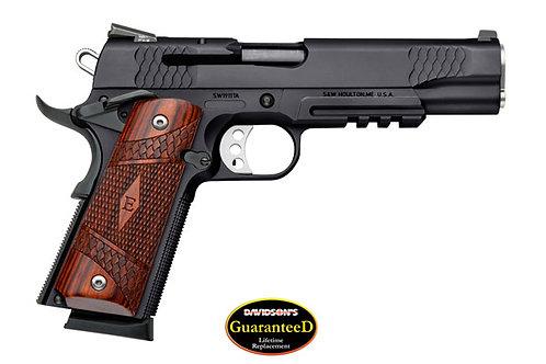 Smith & Wesson Model:SW1911TA Enhanced E Series Tactical Acc Rail