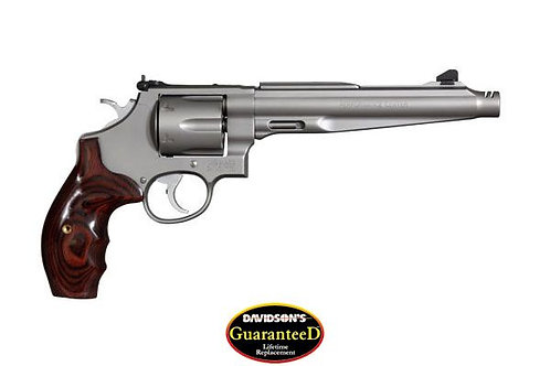 Smith & Wesson Performance Ctr Model: 629 Comped Hunter
