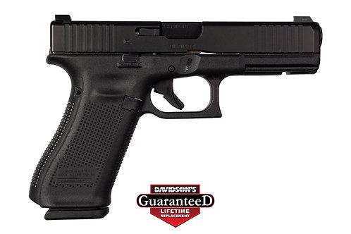 Glock Model:Gen 5 17 Front Serrations