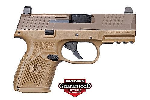 FN 509C MRD 9MM 10RD FDE