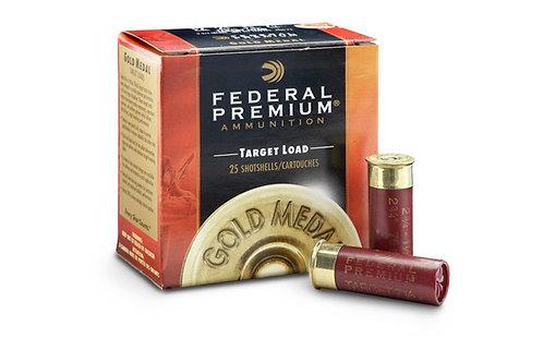FEDERAL GOLD MEDAL 20G 2.75-2.5DE-.875-8