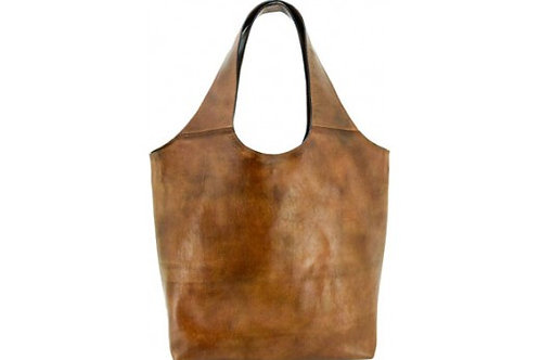 CAMELEON HEPHAESTUS CONCEAL CARRY PURSE CLASSIC TOTE BROWN