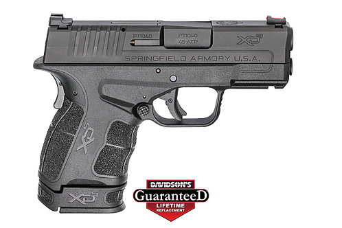 Springfield Armory Model: 	XD-S MOD2