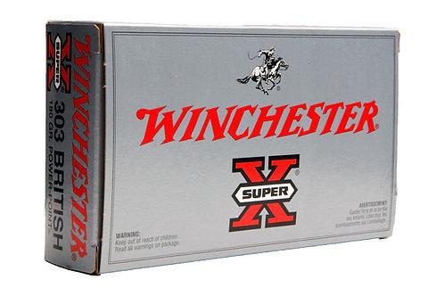 WINCHESTER SUPER X .303 BRIT 180GR POWERPOINT