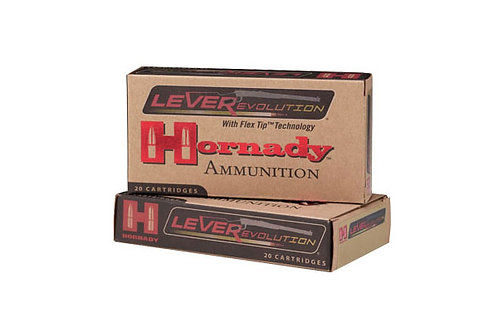 HORNADY CARTRIDGE .308 MARLIN EXPRESS LVREV 160G FTX