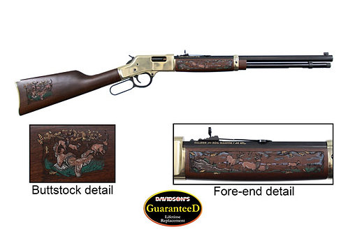 Henry Repeating Arms Model: 	Big Boy Wildlife Edition II