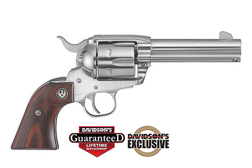 Ruger Model: 	New Vaquero Convertible Cylinder
