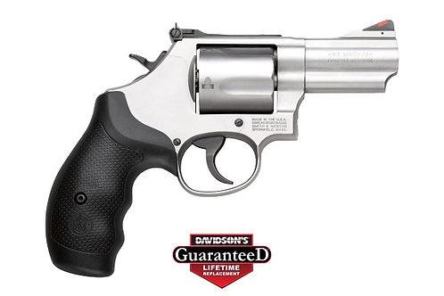 Smith & Wesson Model:69 - Combat Magnum