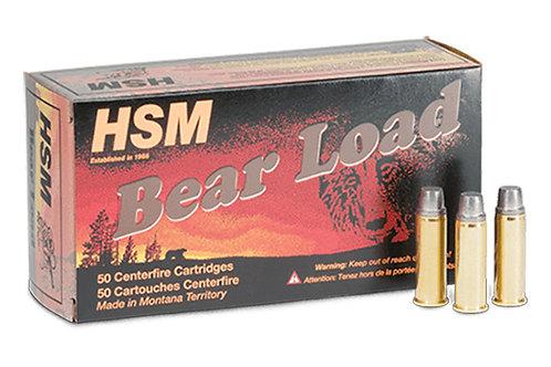HSM 45-70 430GR RNFP 20RD BEAR