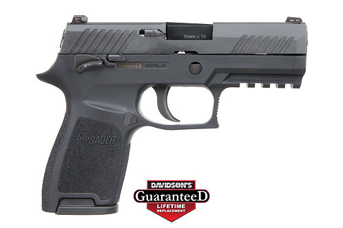 Sig Sauer Model: 	P320 Nitron Compact MA Certified