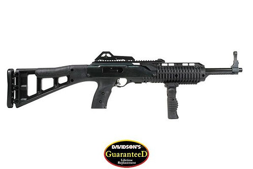 Hi-Point Firearms Model:Carbine TS (Target Stock) with Forward Grip
