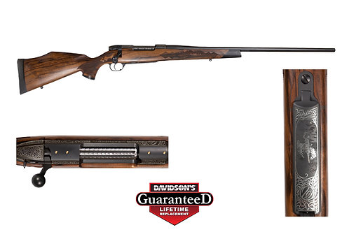 Weatherby Model:Mark V Wyoming Silver Edition