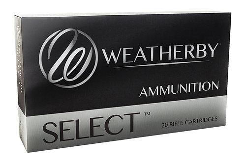 WEATHERBY CARTRIDGE .257WBY 100GR SPITZER