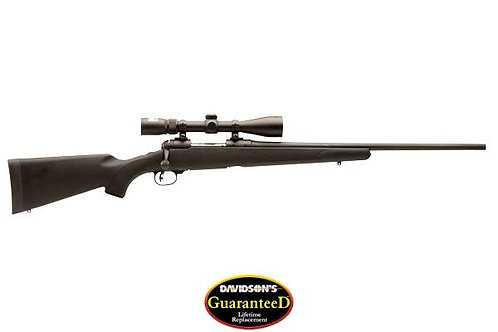 Savage Arms Model: 	11 Trophy Hunter XP Youth