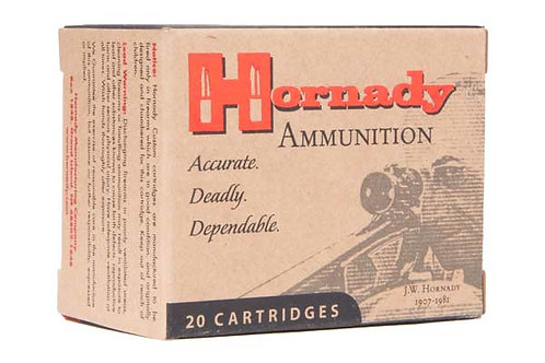 HORNADY CARTRIDGE .41MAG LEVEREVOLUTION 190GR FTX