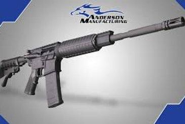 AM-15 OPTIC READY, 7.62×39 16″ – M4