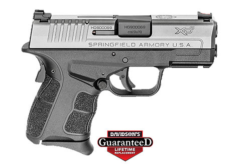 SPRINGFIELD XDS MOD2 9MM 3.3 7/9R SS