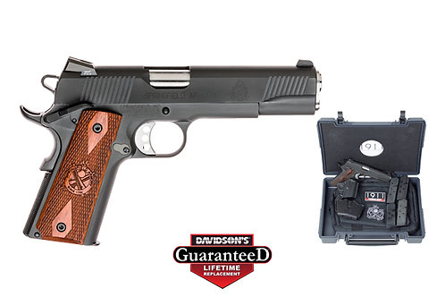 Springfield Armory Model:1911 Loaded CA Approved Gear Up