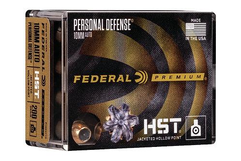 FEDERAL HST 10MM 200GR  JHP