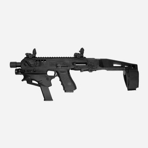 Command Arms Accessories Micro Conversion Kit Glock 17,19,19X,22,23,31,32,G45 Bl