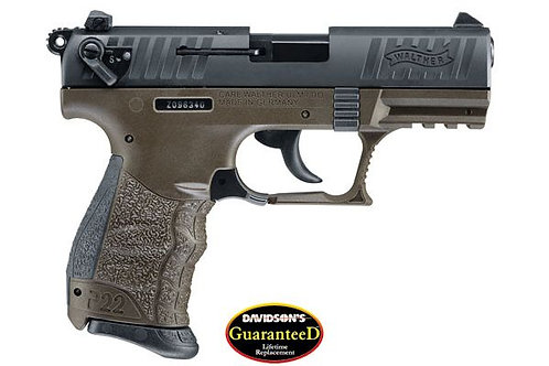 Walther Arms Inc Model: P22 California Military Model