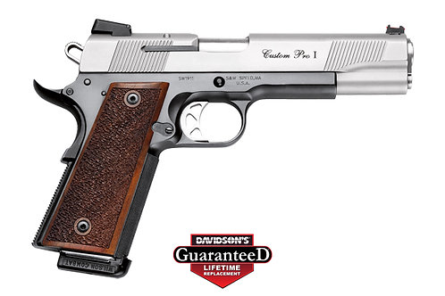 Smith & Wesson Model: 	Model SW1911 - Pro Series