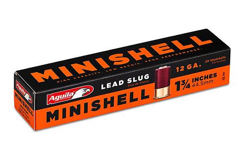 Aguila Minishell Lead Slug 12 Gauge