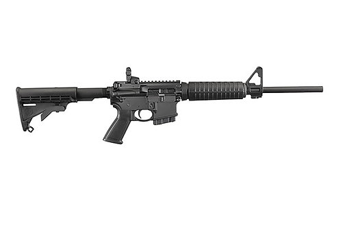 Ruger Model:AR-556 M4-Style Direct Impingment MSR
