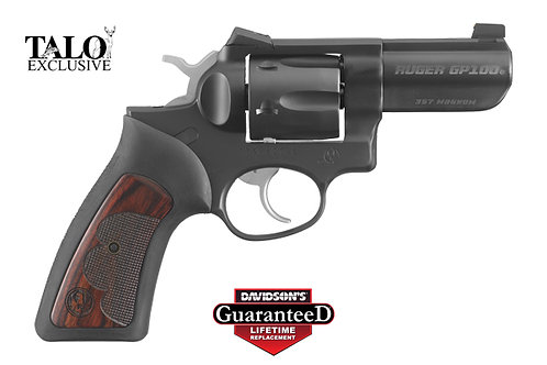 Ruger Model: 	GP100 WCGP-II TALO Edition