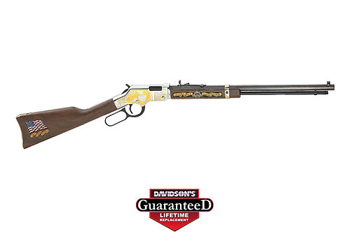 Henry Repeating Arms Model: 	Golden Boy Military Service Tribute Edition
