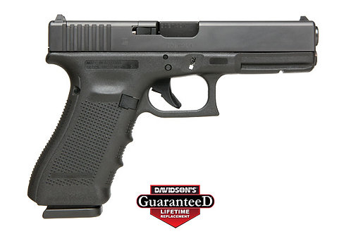 Glock Model: 	Gen 4 17 Modular Optic System