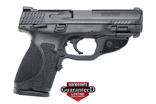 Smith & Wesson Model:M&P9 M2.0 Compact W/ Crimson Trace Green Laser