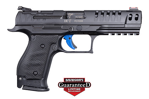 WALTHER PPQ M2 Q5 MATCH STEEL FRAME 9MM 15R