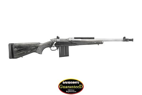 Ruger  Model:Gunsite Scout Rifle