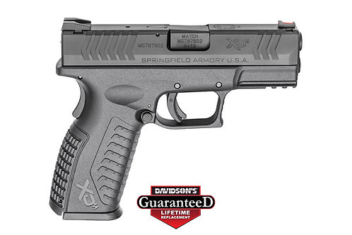 Springfield Armory Model: 	XD(M)