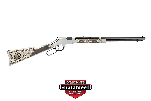 Henry Repeating Arms Model: 	Golden Boy Silver American Eagle