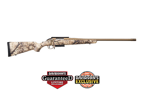Ruger  Model: Ruger American Rifle Davidsons Exclusive