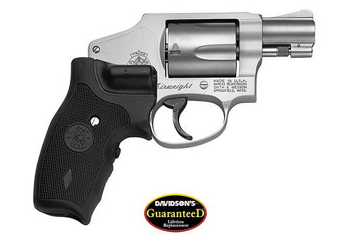 Smith & Wesson Model:Model 642 - with Crimson Trace Grips
