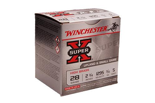 WINCHESTER HIGH BRASS BGAME 28G 2.75-.75-5