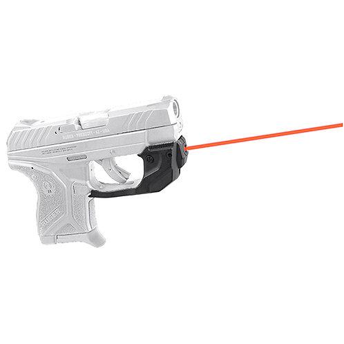 LaserMax CenterFire Laser Sight Grip Sense Red Laser, Ruger LCP II, Black