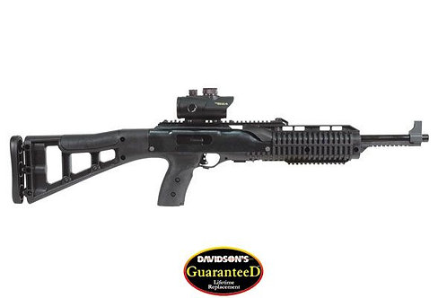 Hi-Point Firearms Model:Carbine TS (Target Stock) with Red Dot Scope