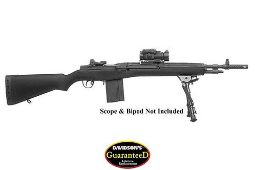Springfield Armory Model:M1A Scout-Squad Rifle