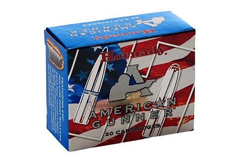 HORNADY AMERICAN GUNNER 40SW AG 180GR XTP