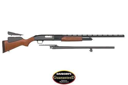 Mossberg Model:500 Field / Deer Combo