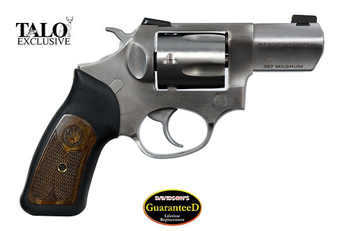 Ruger SP101 Wiley Clapp TALO Edition