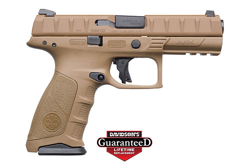 Beretta Model:APX FDE