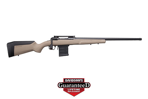 Savage Arms Model:110 Tactical Desert