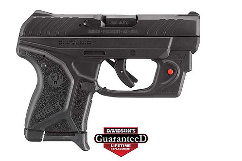 Ruger Model:LCPII with Viridian E-Series Red La