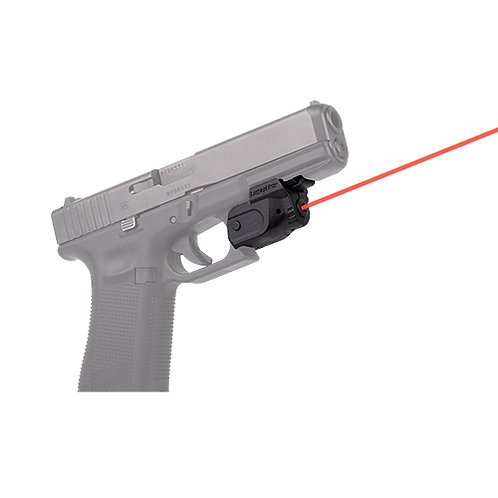 LaserMax Lightning Rail Mounted Laser with GripSense Activation, Red Laser