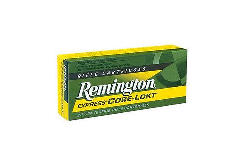 REMINGTON CARTRIDGE .30-06 220GR SP CORE-LOKT